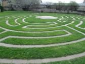 Beazer grass maze