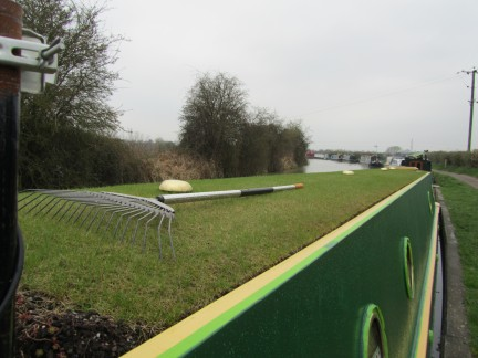 What do a rugby club, a maze and a canal boat have in common?