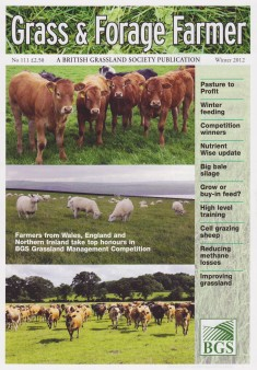 New issue of Grass & Forage Farmer out now!