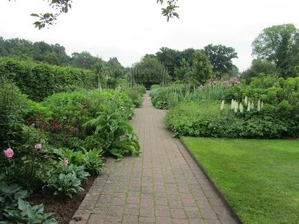 RHS Wisley formal garden