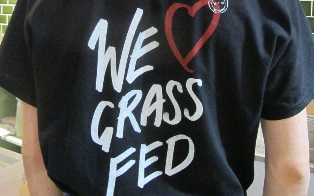 New burger restaurant champions 100% grass-fed meat