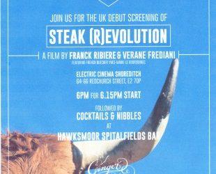 British grass-fed beef is part of the Steak [R]evolution