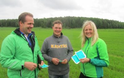 'British' style swards are boosting Finland's silage yields