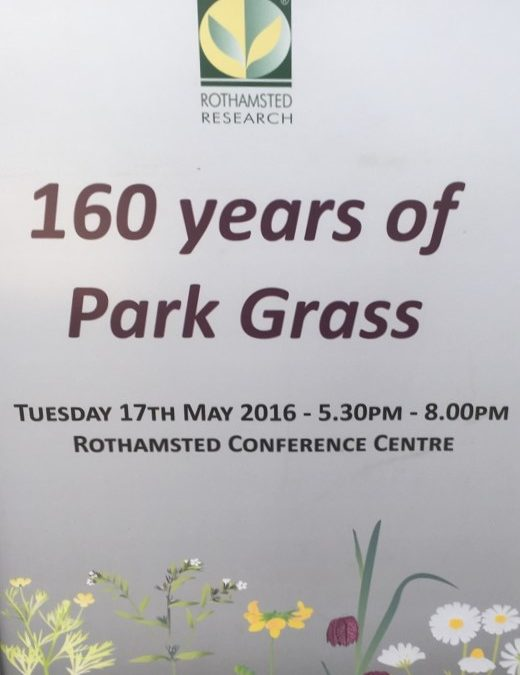 The longest running grassland experiment in the world!