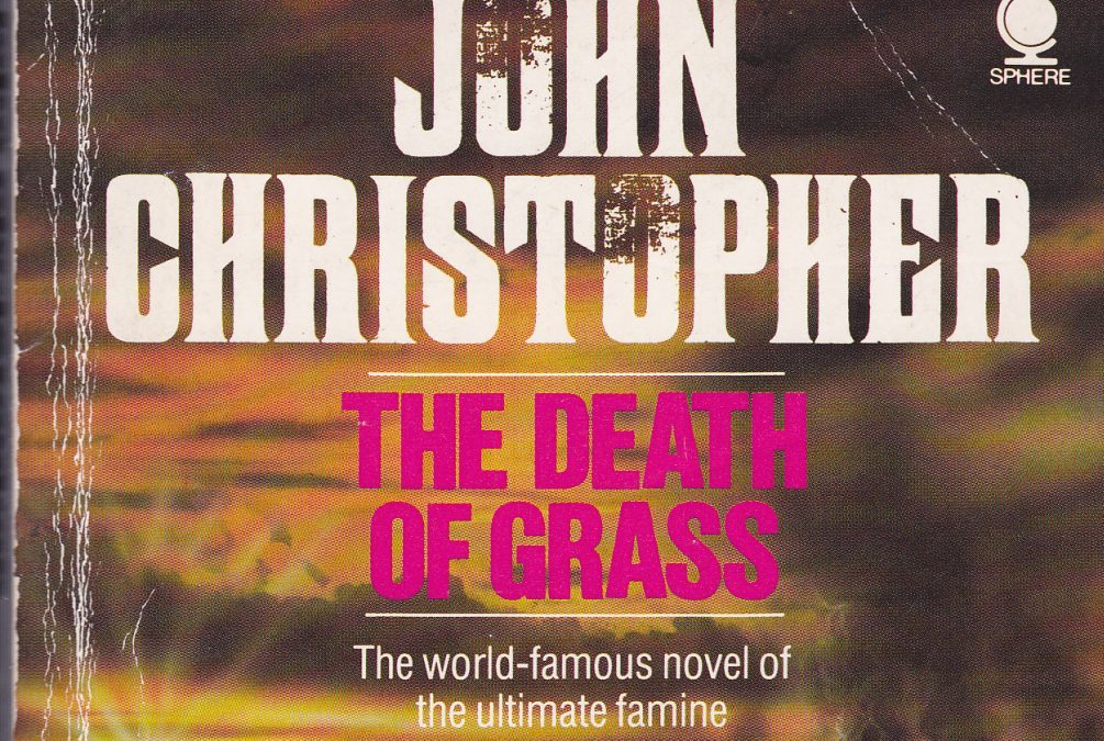 Death of grass = the end of civilisation?